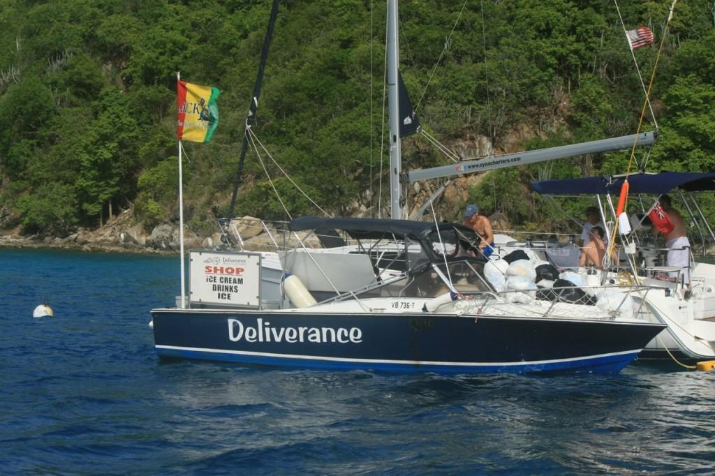 Deliverance: BVI Supply Boat