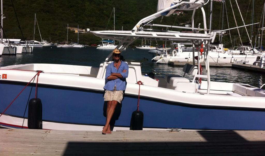 Capt Wilson & Deja Blue