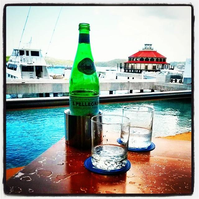 Yacht Haven Grande.
