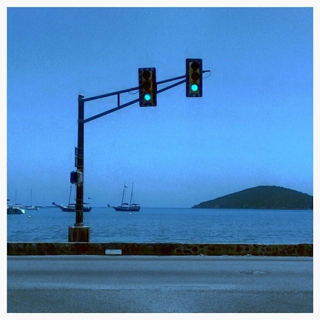 St Thomas Traffic.