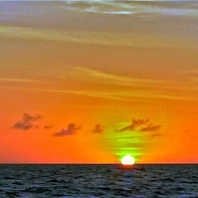 Virgin Sunset (Islands).