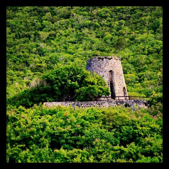 Annaberg Plantation Ruins. St John.