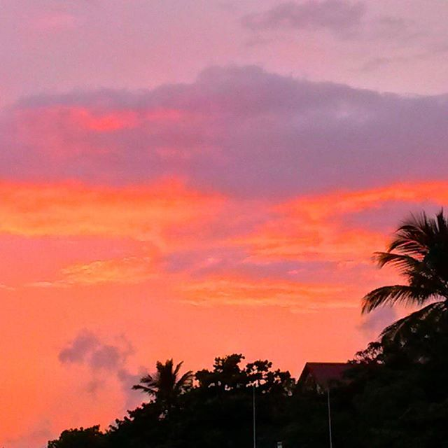 Another Caribbean Sunset.